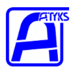 Stanislav Kozel- ATYKS - výroba nerezových schodišť a zábradlí – logo společnosti