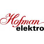 Hofman - elektro s.r.o. – logo společnosti