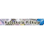 AUTOŠKOLA PIŠKULA – logo společnosti