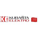 KUBAŠTA - ELEKTRO – logo společnosti
