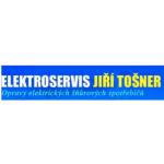 Elektroservis Tošner Jiří - Záruční servis Ronson, Hair Majesty, Fox – logo společnosti