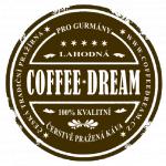 Matúšů Petr- COFFEE DREAM – logo společnosti