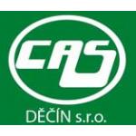 CAS Děčín, s.r.o. – logo společnosti