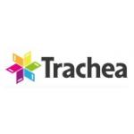 Trachea, a.s. – logo společnosti
