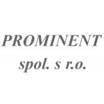 PROMINENT, spol. s r.o. – logo společnosti