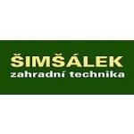 Šimšálek František - zahradní technika – logo společnosti