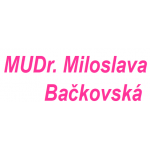 MUDr. Bačkovská Miloslava – logo společnosti