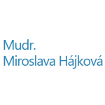 MUDr. Miroslava Hájková – logo společnosti