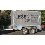 Pronájem lešení - Karel Langr – logo společnosti