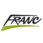 FRANC spol. s r.o. (pobočka Slušovice) – logo společnosti