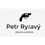 Ryšavý Petr- Zbraně a střelivo – logo společnosti
