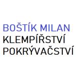 BOŠTÍK MILAN - KLEMPÍŘSTVÍ, POKRÝVAČSTVÍ – logo společnosti