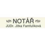 JUDr. Jitka Famfulíková – logo společnosti