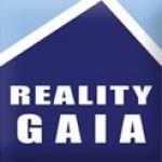 Reality GAIA, spol. s r.o. (pobočka Uherské Hradiště) – logo společnosti