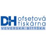 DH Ofsetová tiskárna – logo společnosti