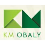 KM OBALY s.r.o. – logo společnosti
