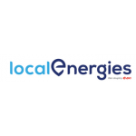 Local Energies, a.s. – logo společnosti