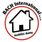 BACH International s.r.o. - Mobilní domy – logo společnosti