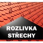 Rozlivka Roman - střechy – logo společnosti