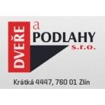 DVEŘE a PODLAHY s.r.o. – logo společnosti