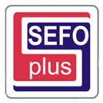 SEFO plus s.r.o. – logo společnosti