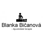 Blanka Bičanová - Ajurvérdské terapie – logo společnosti