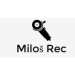 Miloš Rec - Elektrické ruční nářadí – logo společnosti