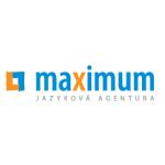 MAXIMUM, jazyková agentura s.r.o. – logo společnosti