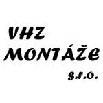 VHZ-MONTÁŽE, s.r.o. (prodejna) – logo společnosti