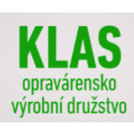 KLAS, opravárensko výrobní družstvo Kroměříž - čerpací stanice – logo společnosti