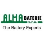ALMA baterie s.r.o. – logo společnosti