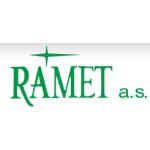 RAMET a.s. – logo společnosti