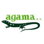 AGAMA a. s. – logo společnosti