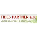 FIDES PARTNER a.s. - prodej a distribuce potravin Praha – logo společnosti