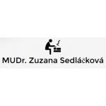 MUDr. Zuzana Sedláčková – logo společnosti