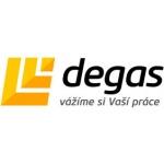 DEGAS s.r.o. – logo společnosti