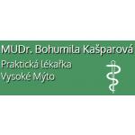 Kašparová Bohumila, MUDr. - praktická lékařka – logo společnosti