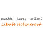 Holznerová Libuše- MASÁŽE-KURZY-CVIČENÍ-MAGNETICKÁ AKUPUNKTURA – logo společnosti