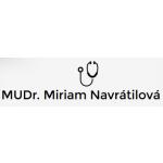 Navrátilová Miriam, MUDr. – logo společnosti