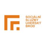 SOCIÁLNÍ SLUŽBY UHERSKÝ BROD, příspěvková organizace – logo společnosti