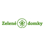 Zelené domky.cz, s.r.o. – logo společnosti