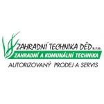 ZAHRADNÍ TECHNIKA DĚD s.r.o. – logo společnosti