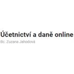Bc. Zuzana Jahodová - Účetnictví a daně online – logo společnosti