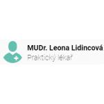 MUDr. Leona Lidincová – logo společnosti