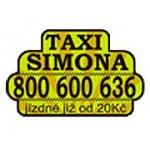 Taxi Simona Pardubice – logo společnosti