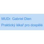 MUDr. Gabriel Dien – logo společnosti