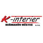 K - interier Heřmanův Městec s.r.o. – logo společnosti