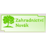 Zahradnictví Novák – logo společnosti