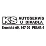 KS AUTOSERVIS u divadla – logo společnosti