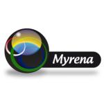Myrena Plískalová – logo společnosti